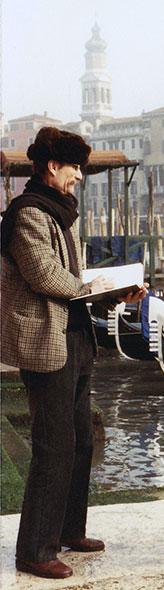 Georges Guinot à Venise