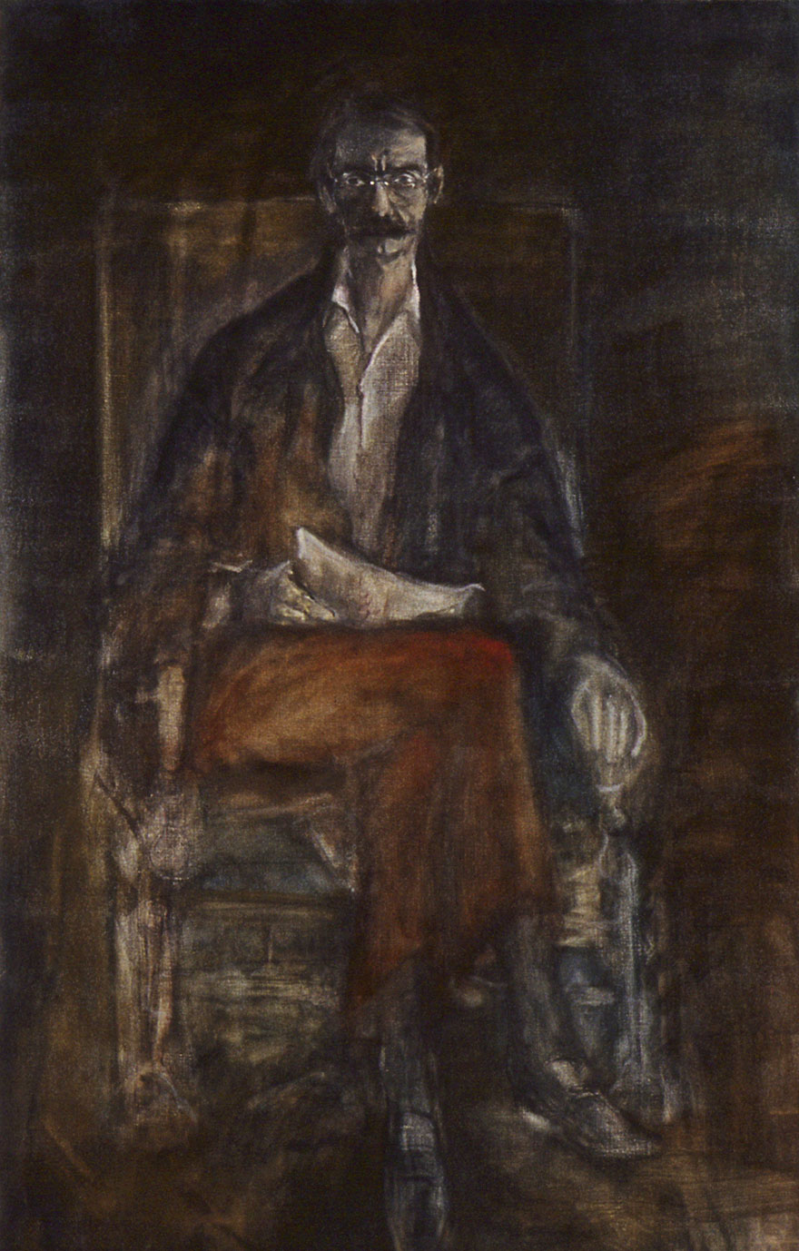 Self-portrait,1992
